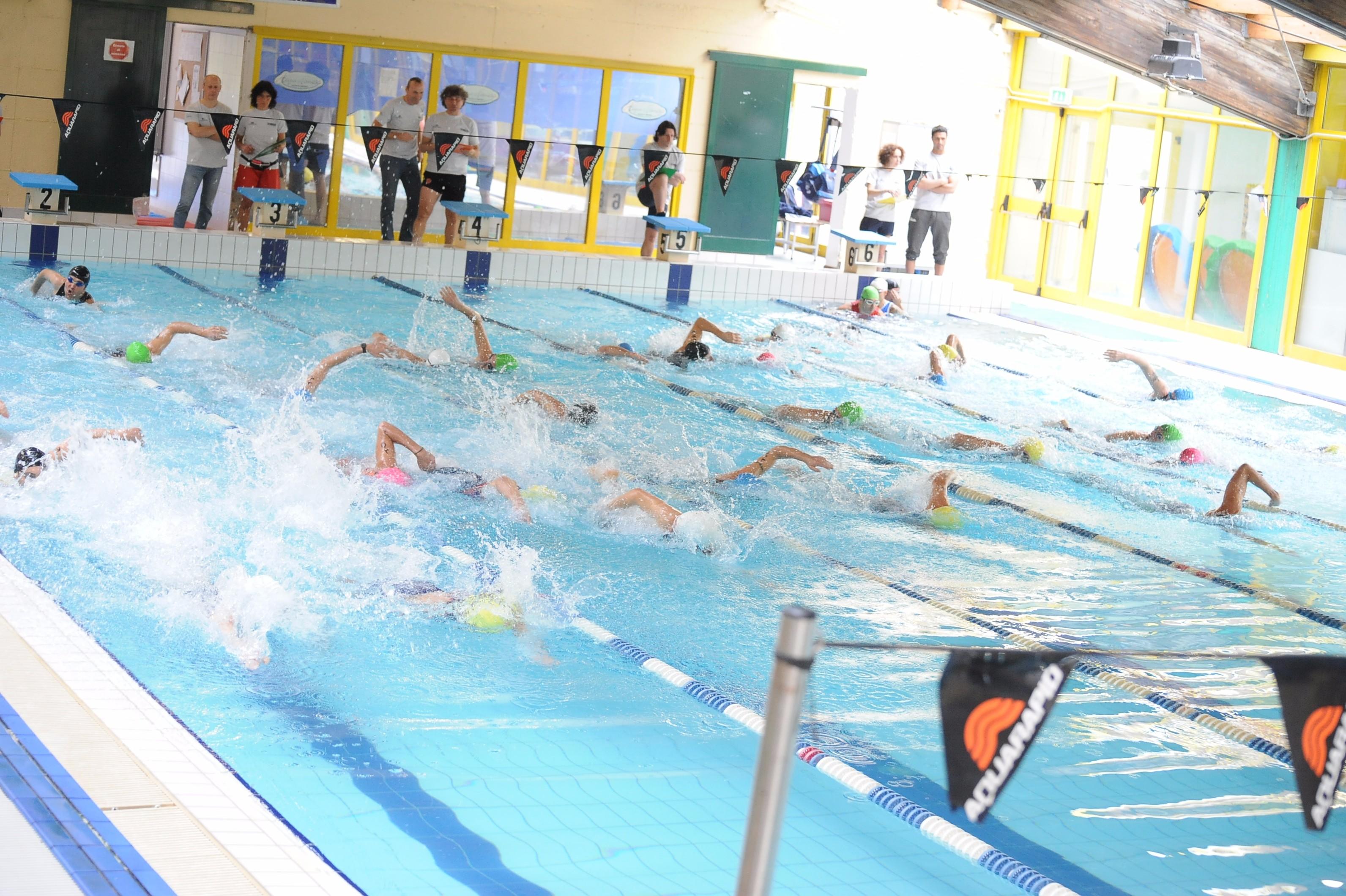 All fcz triday si prova il triathlon di barzan triathlon sprint citt di barzan - Piscina di barzano ...